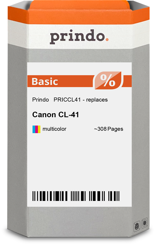 Cartouche d'encre Prindo PRICCL41