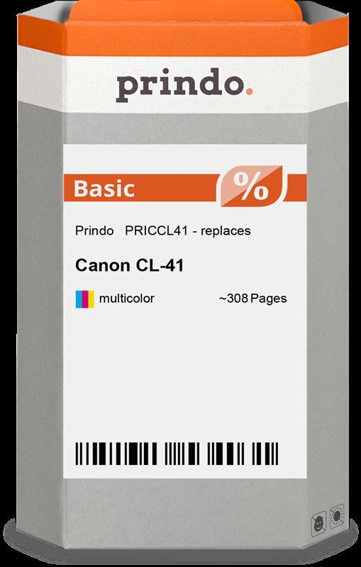 Cartucho de tinta Prindo PRICCL41