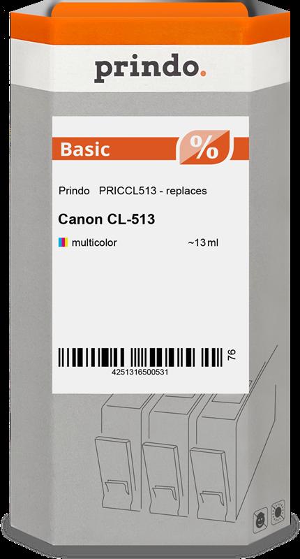 Cartouche d'encre Prindo PRICCL513