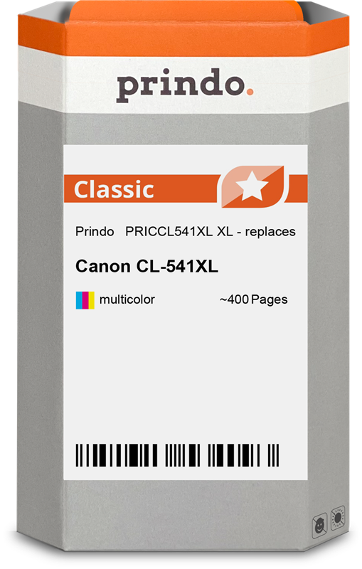 Cartouche d'encre Prindo PRICCL541XL