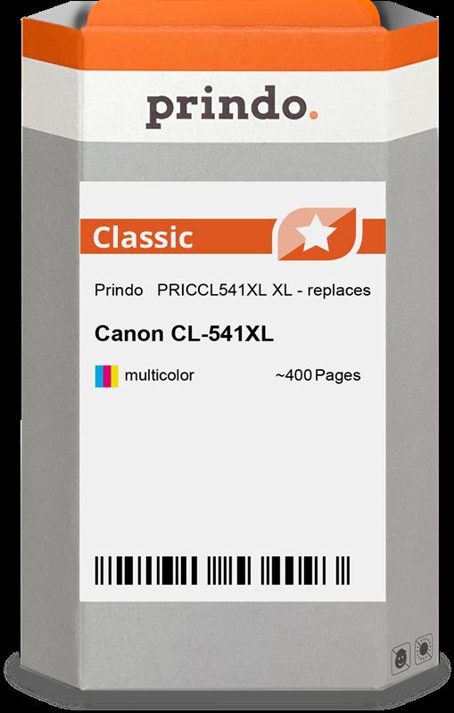 Cartucho de tinta Prindo PRICCL541XL