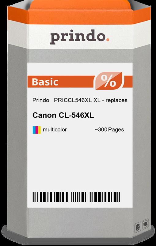Cartouche d'encre Prindo PRICCL546XL