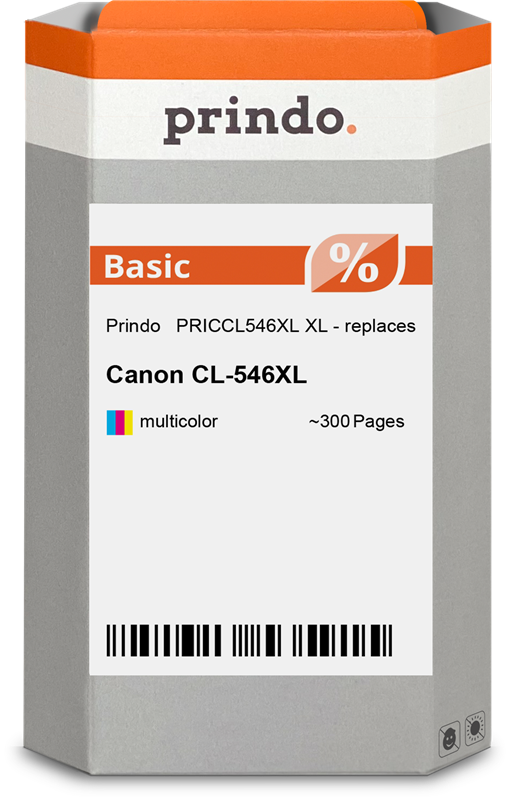 inktpatroon Prindo PRICCL546XL