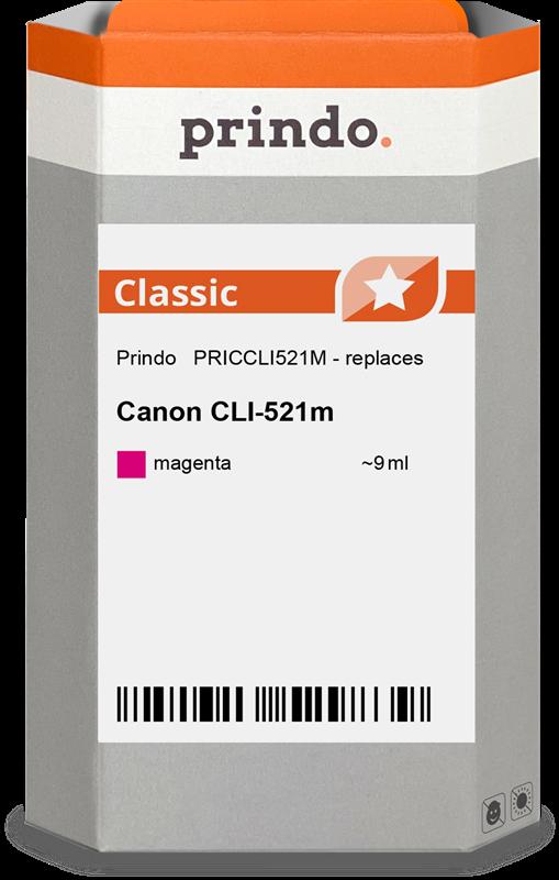Cartucho de tinta Prindo PRICCLI521M