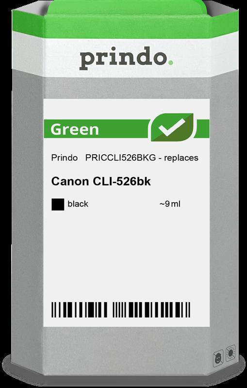 Cartouche d'encre Prindo PRICCLI526BKG
