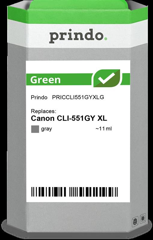 ink cartridge Prindo PRICCLI551GYXLG