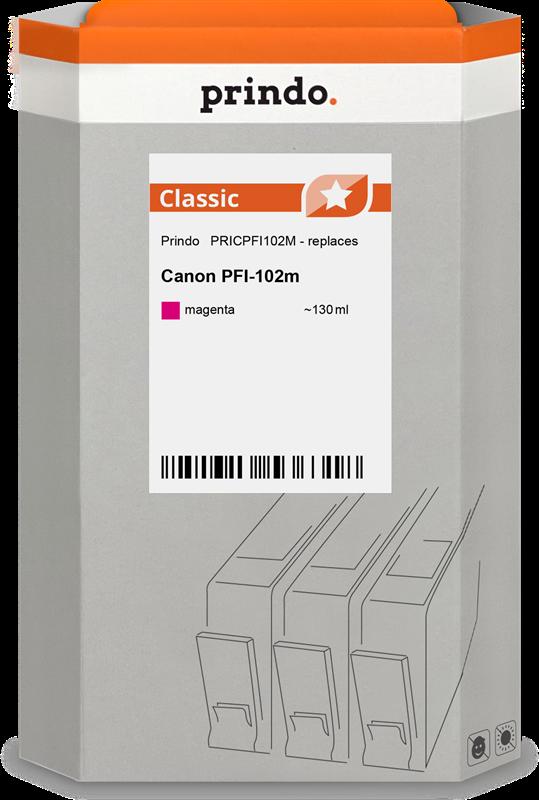ink cartridge Prindo PRICPFI102M