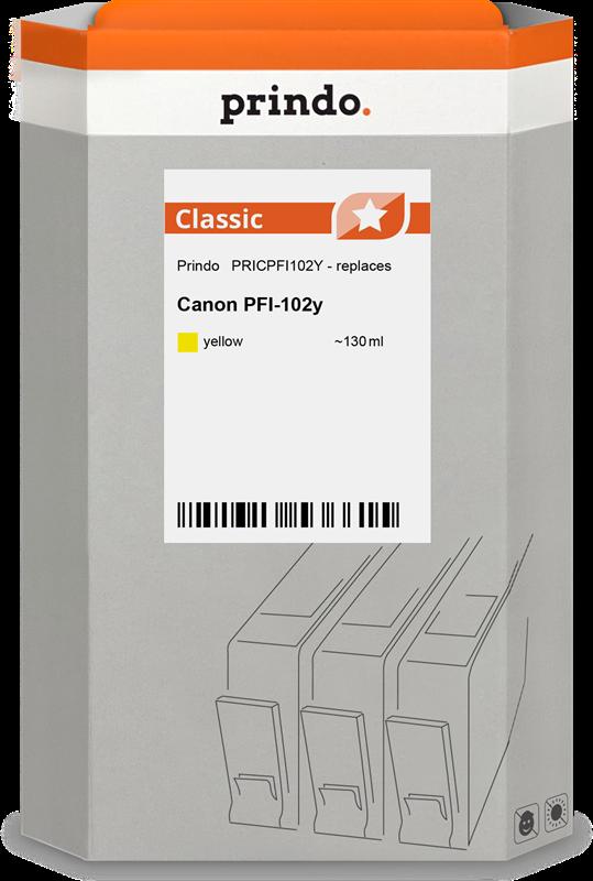 Cartuccia d'inchiostro Prindo PRICPFI102Y