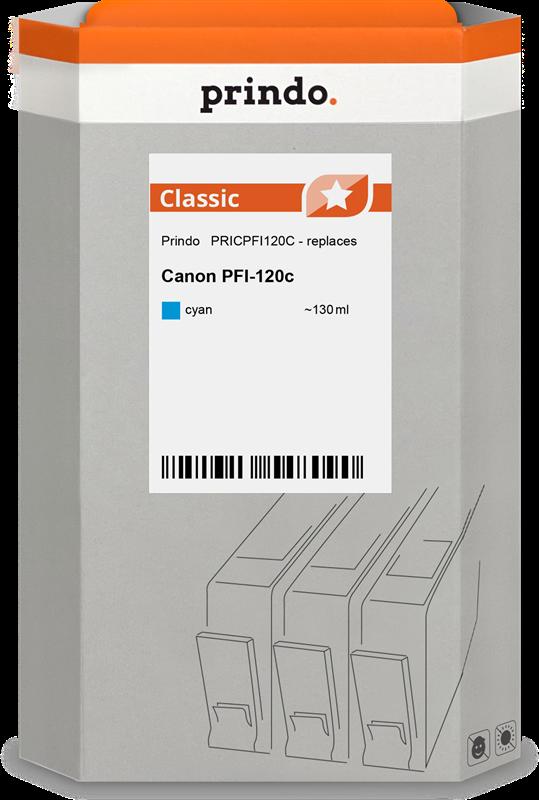 inktpatroon Prindo PRICPFI120C