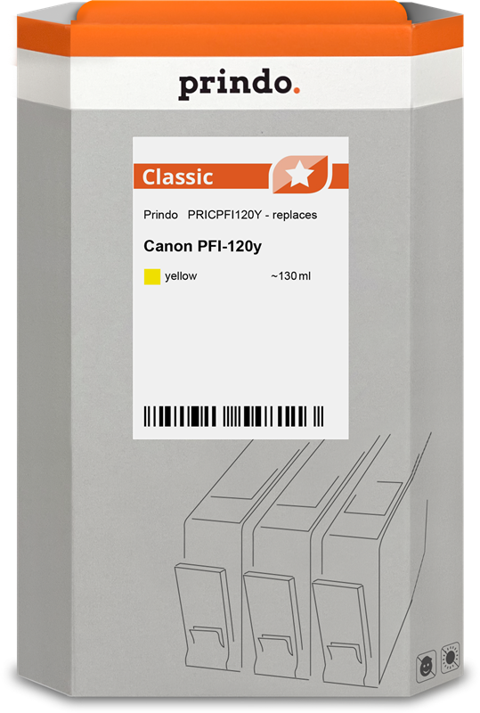 kardiż atramentowy Prindo PRICPFI120Y