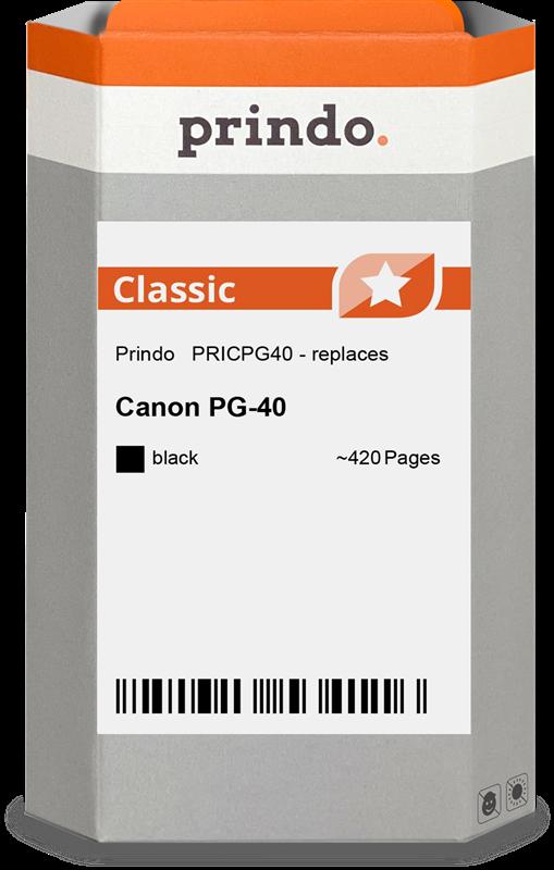 Cartouche d'encre Prindo PRICPG40