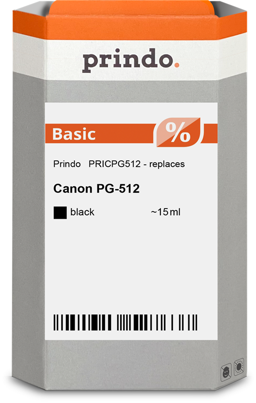ink cartridge Prindo PRICPG512
