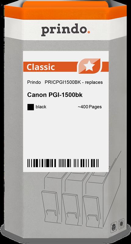 inktpatroon Prindo PRICPGI1500BK