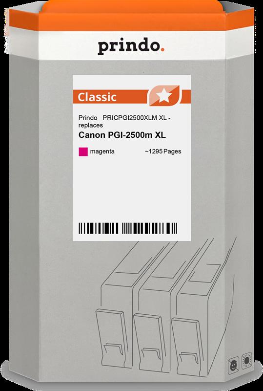 Druckerpatrone Prindo PRICPGI2500XLM