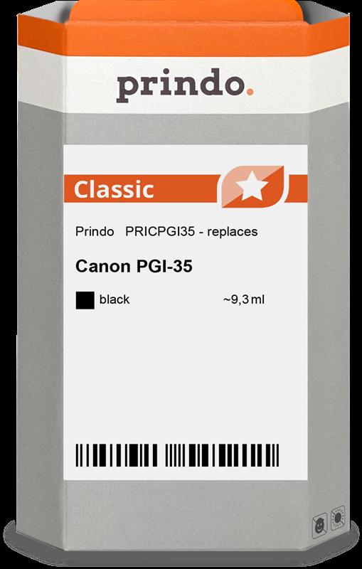 Cartouche d'encre Prindo PRICPGI35
