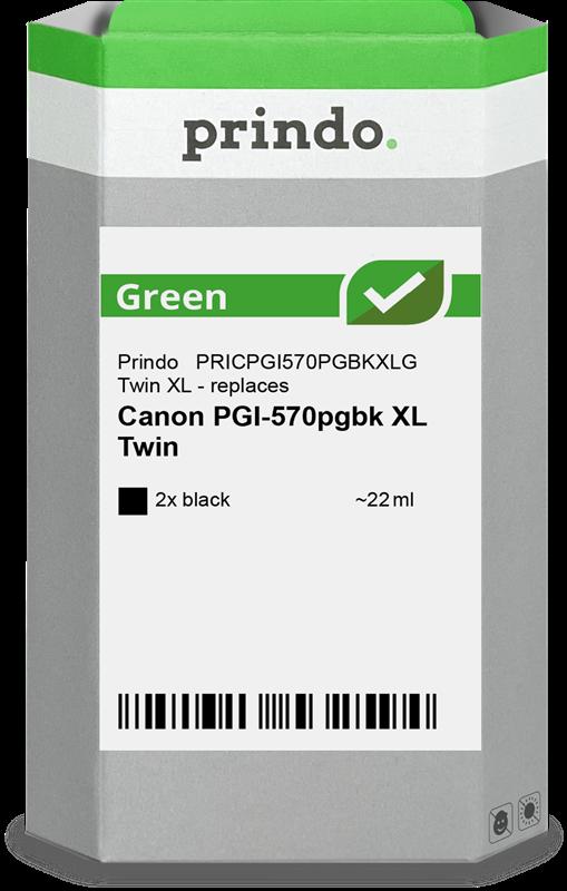 zestaw Prindo PRICPGI570PGBKXLG Twin