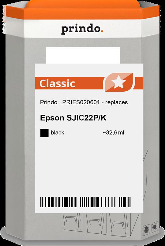 Cartuccia d'inchiostro Prindo PRIES020601