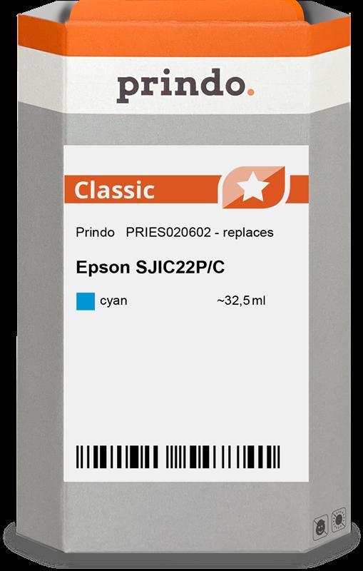 Cartuccia d'inchiostro Prindo PRIES020602