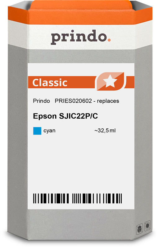 inktpatroon Prindo PRIES020602