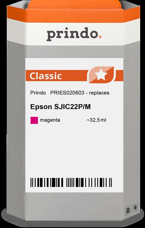 Cartucho de tinta Prindo PRIES020603