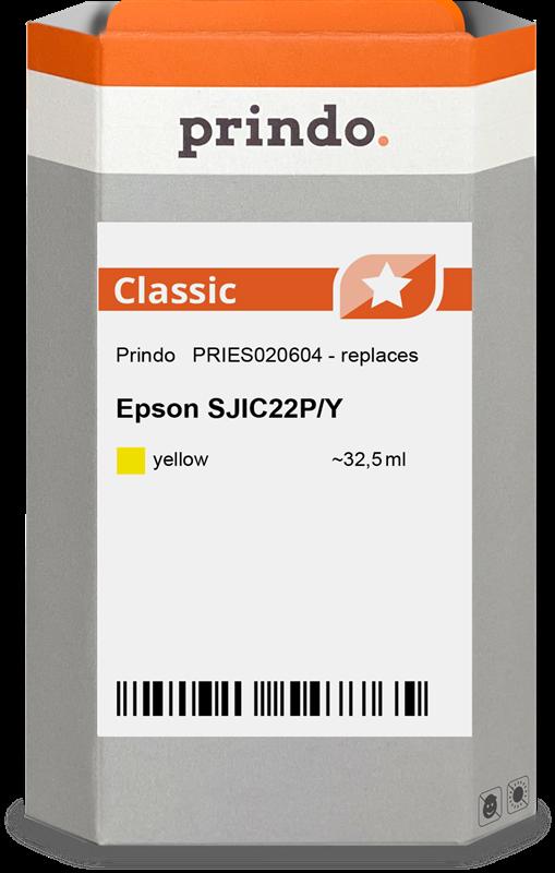 Druckerpatrone Prindo PRIES020604