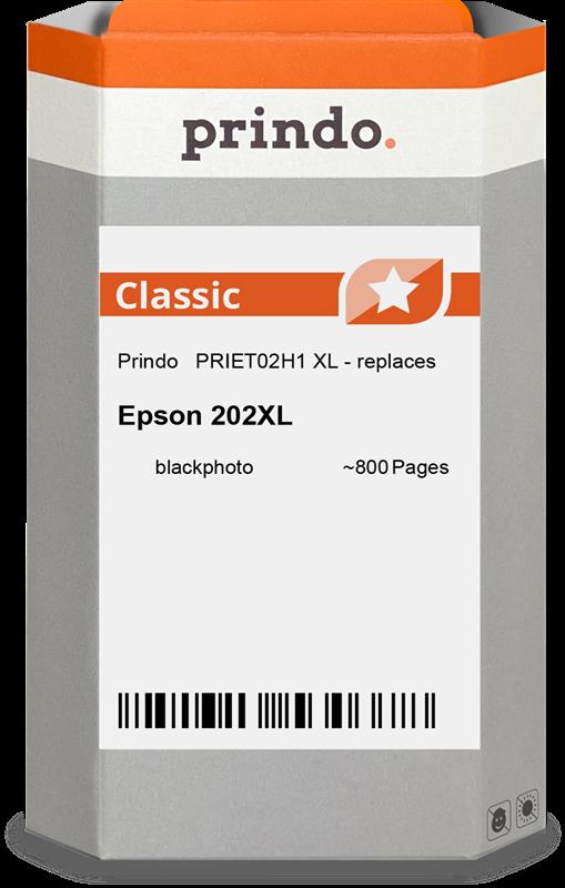 inktpatroon Prindo PRIET02H1