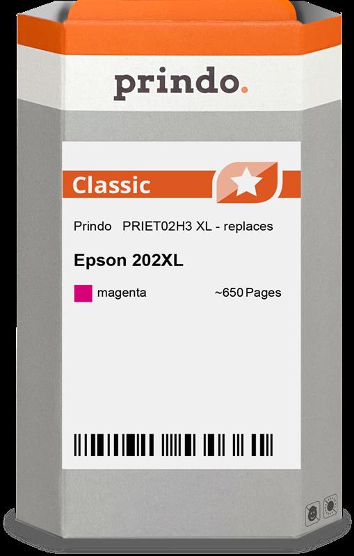 Druckerpatrone Prindo PRIET02H3