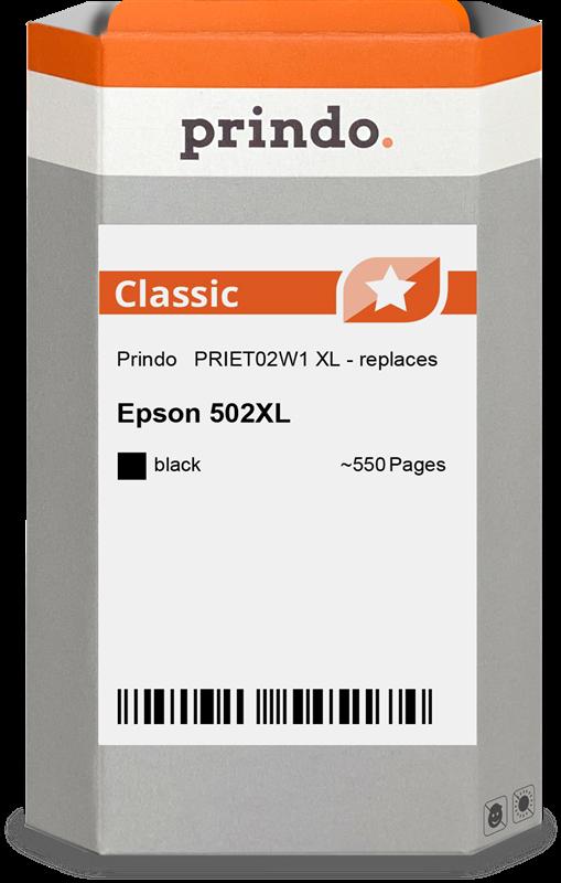 inktpatroon Prindo PRIET02W1