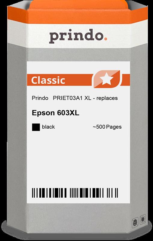 Cartouche d'encre Prindo PRIET03A1