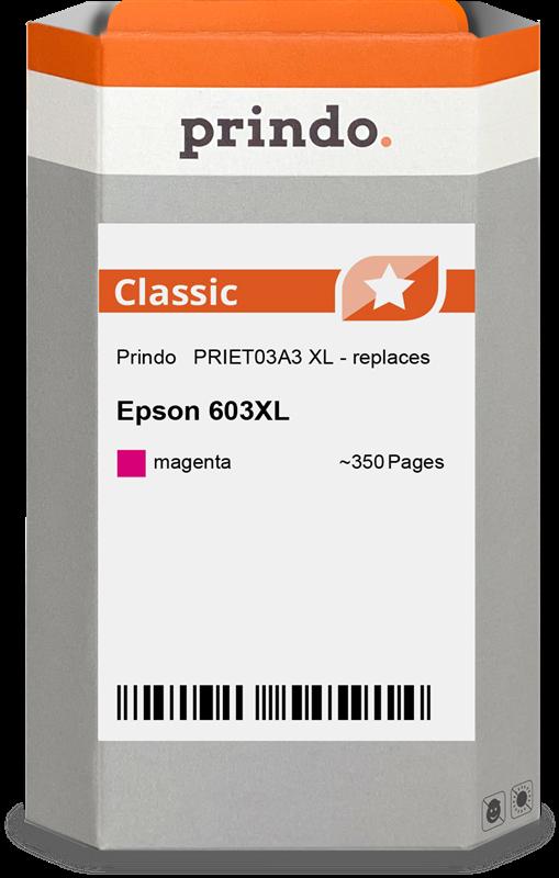 Cartouche d'encre Prindo PRIET03A3