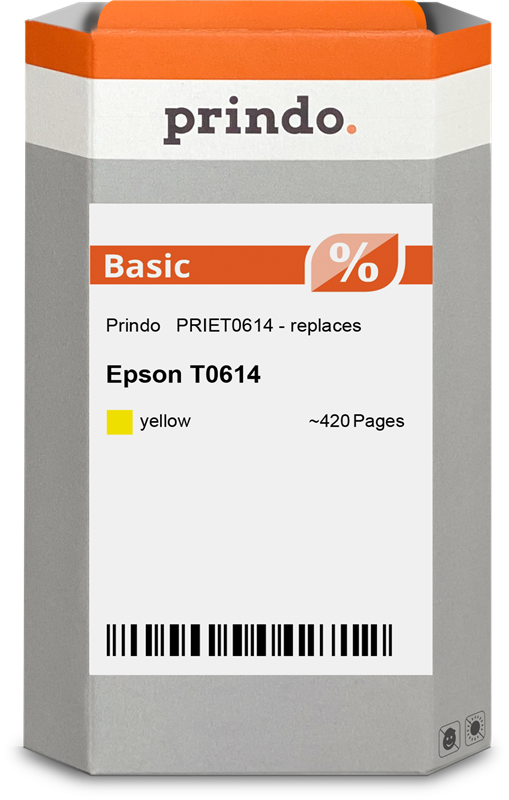 ink cartridge Prindo PRIET0614