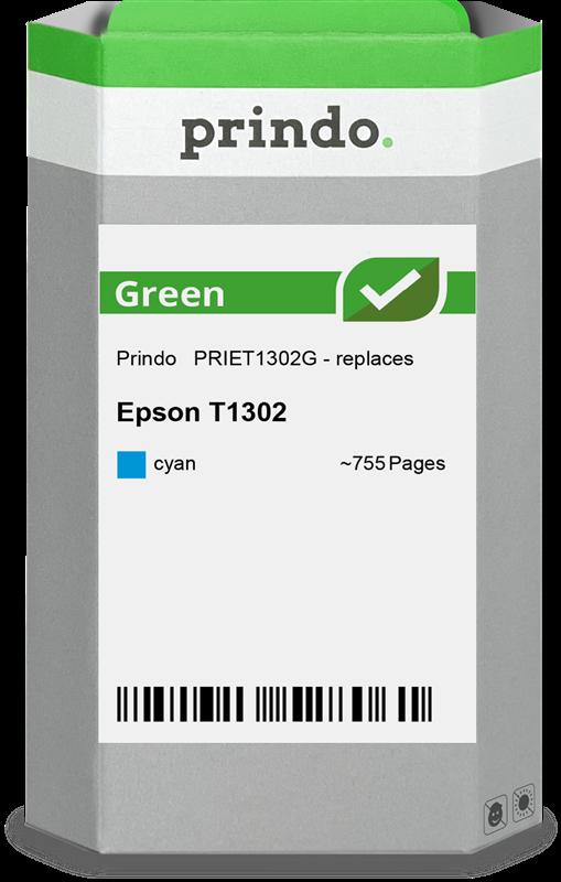 inktpatroon Prindo PRIET1302G