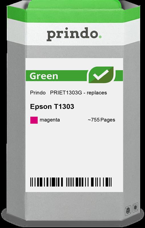 Cartouche d'encre Prindo PRIET1303G