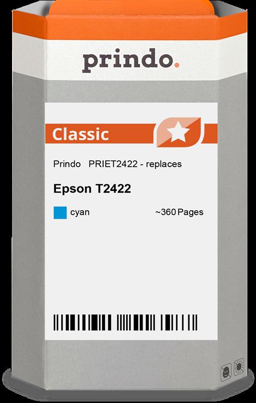 Cartouche d'encre Prindo PRIET2422