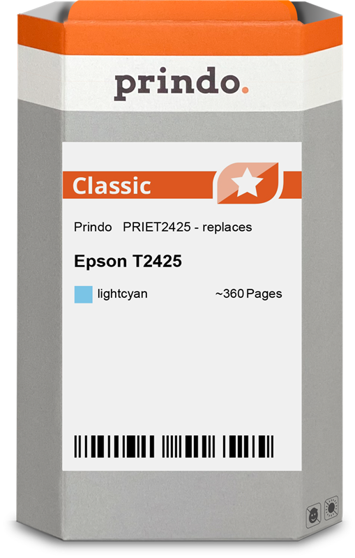 kardiż atramentowy Prindo PRIET2425