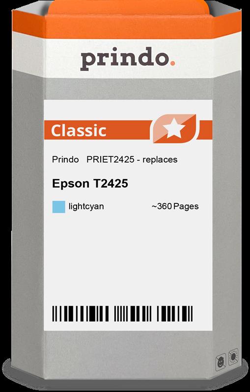 Cartouche d'encre Prindo PRIET2425