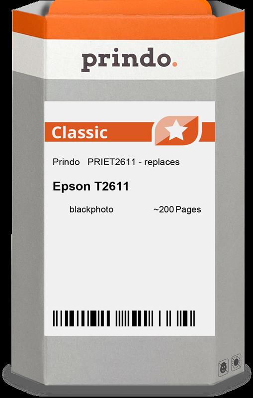 Cartucho de tinta Prindo PRIET2611