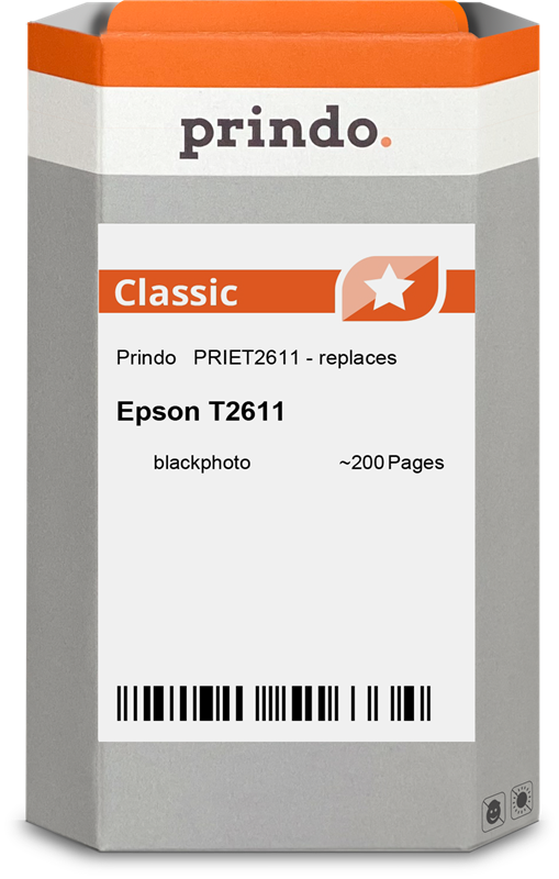 Druckerpatrone Prindo PRIET2611