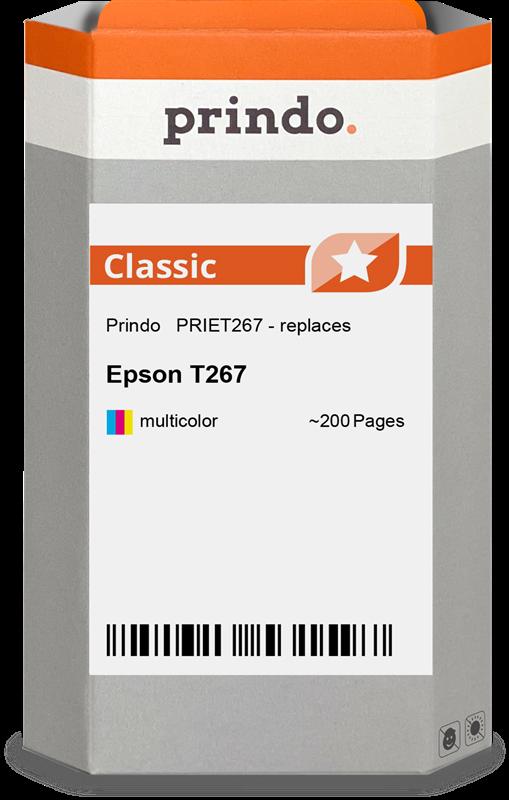 Cartouche d'encre Prindo PRIET267