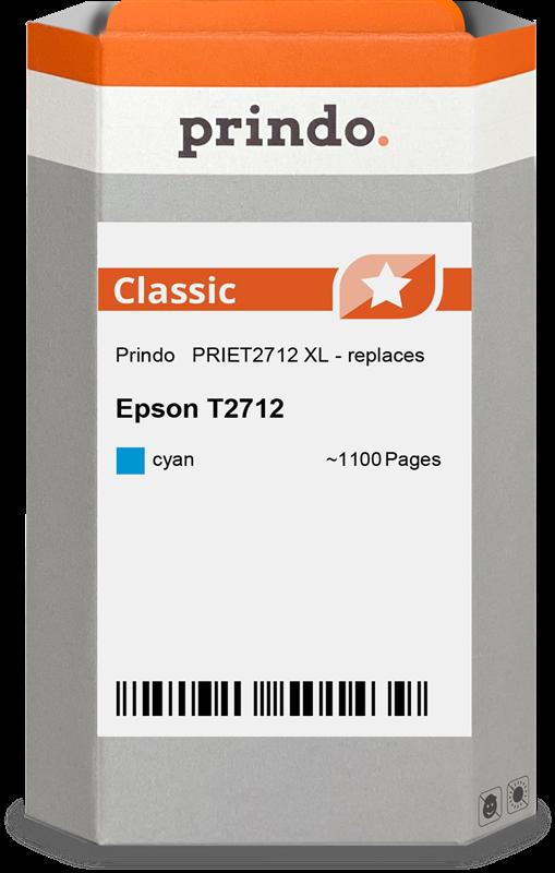 inktpatroon Prindo PRIET2712