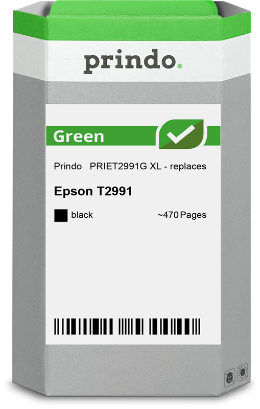 kardiż atramentowy Prindo PRIET2991G