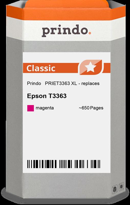 Druckerpatrone Prindo PRIET3363