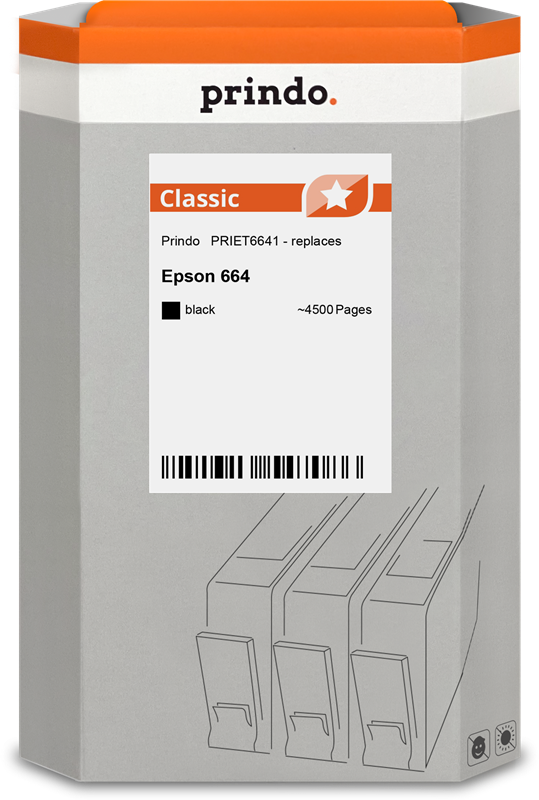 Druckerpatrone Prindo PRIET6641