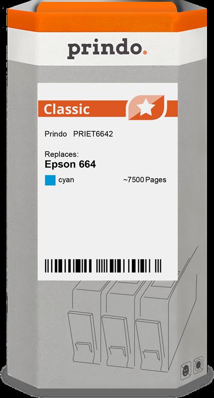 inktpatroon Prindo PRIET6642
