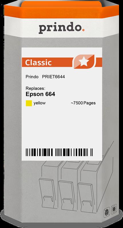 inktpatroon Prindo PRIET6644