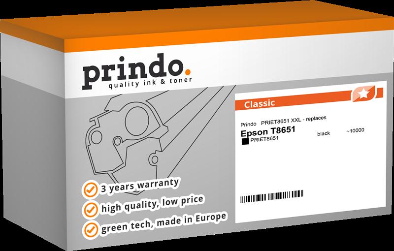 Cartucho de tinta Prindo PRIET8651
