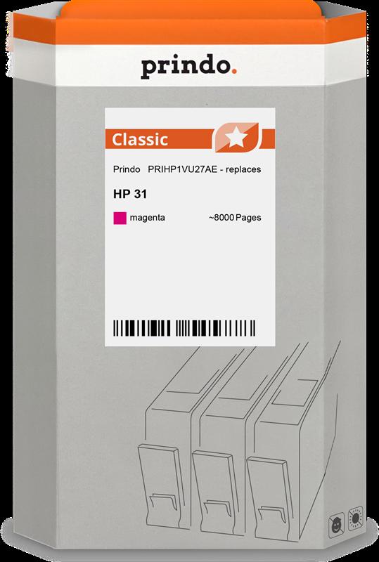 Cartouche d'encre Prindo PRIHP1VU27AE