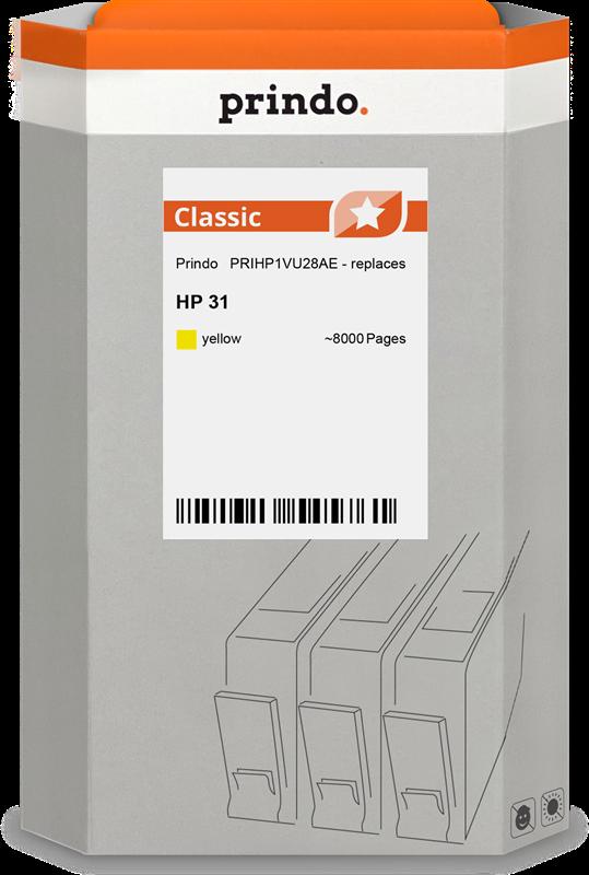 Cartuccia d'inchiostro Prindo PRIHP1VU28AE