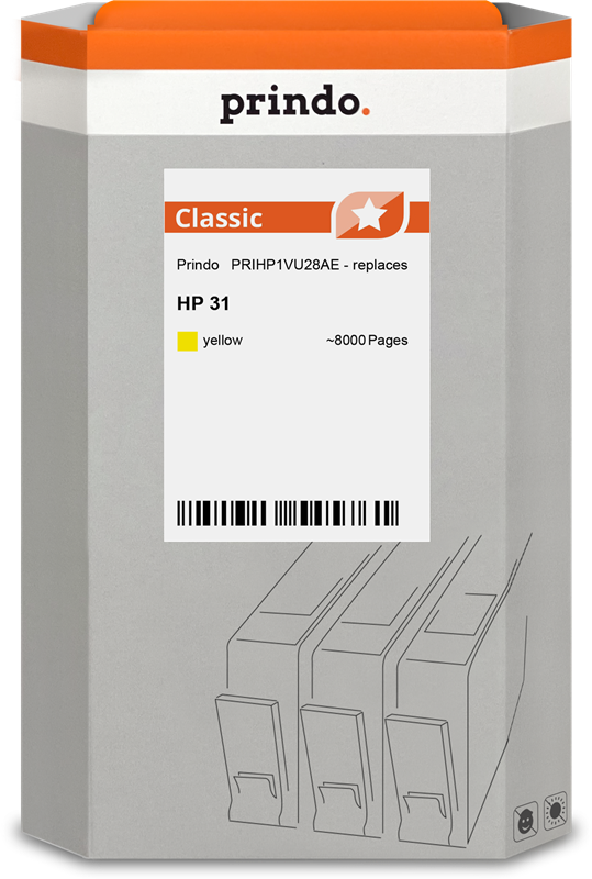 inktpatroon Prindo PRIHP1VU28AE