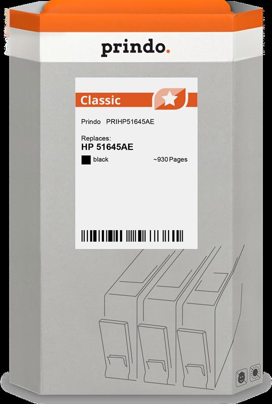 inktpatroon Prindo PRIHP51645AE